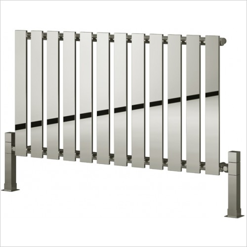 Reina Radiators - Pienza Radiator 550 x 655mm - Dual Fuel