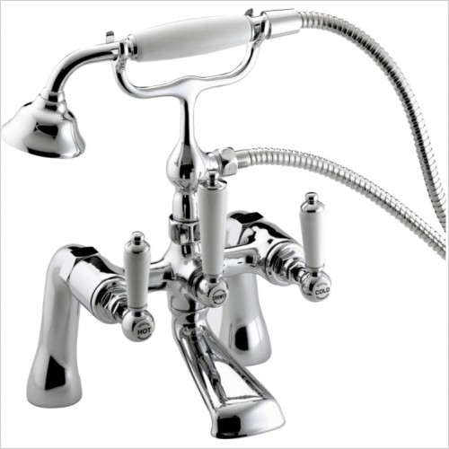 Bristan Showers - Renaissance Bath Shower Mixer