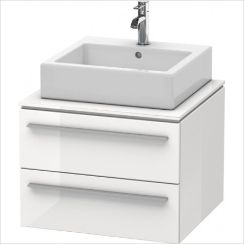 Duravit Furniture - X-Large Vanity Unit For Console 440x600x548mm - White
