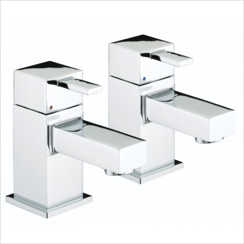 Bristan Taps - Quadrato Basin Taps