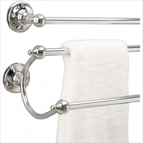 Miller Accessories - Stockholm Long Towel Rail