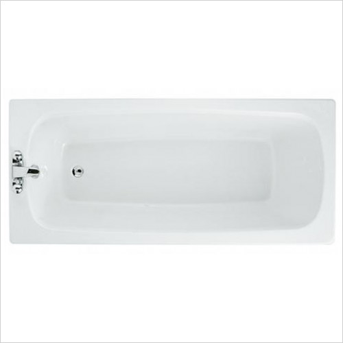 Adamsez Baths - Brio Single Ended Bath 1700x750mm