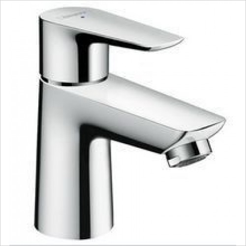 Hansgrohe Taps - Talis E Single Lever Basin Mixer 80 Valve For Cold Water