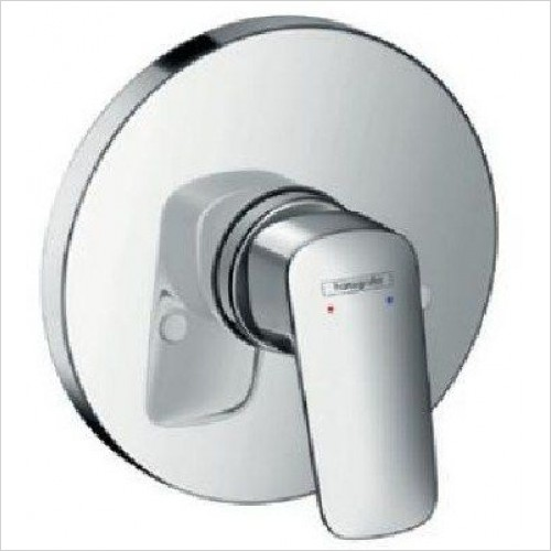 Hansgrohe Showers - Logis Single Lever Shower Mixer For Concealed Installation