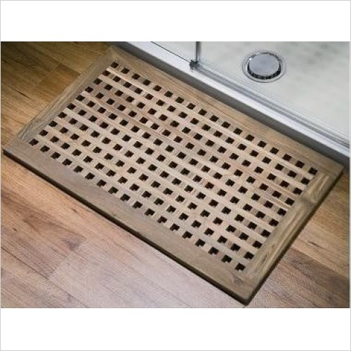 Matki Optional Extras - Shower Enclosure Decking - 840x510mm