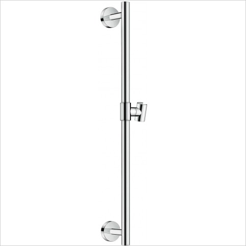 Hansgrohe Showers - Unica Comfort Wall Bar 0.65m