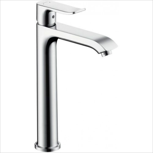 Hansgrohe Taps - Metris Basin Mixer 200 W/O Pop-Up
