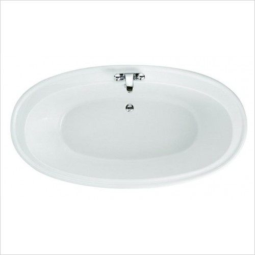 Adamsez Baths - Andante Inset Bath 1850x950mm