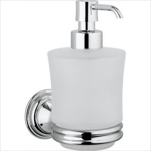 Crosswater Accessories - Belgravia Wall Soap Dispenser