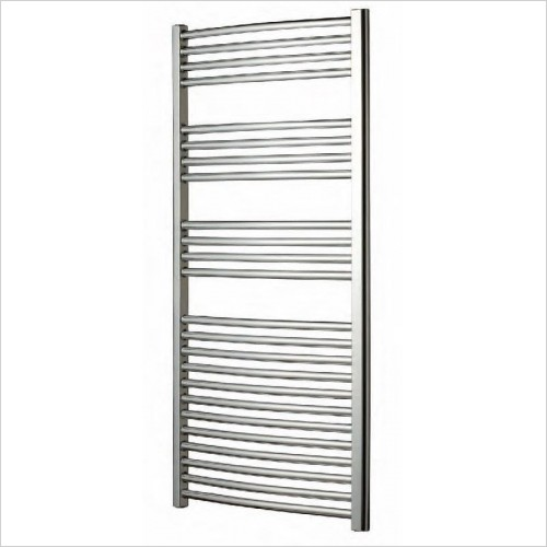 Radox Radiators - Premier Curved Towel Warmer - 800 x 500mm