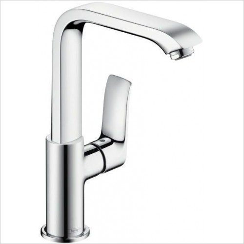 Hansgrohe Taps - Metris Single Lever Basin Mixer 230mm