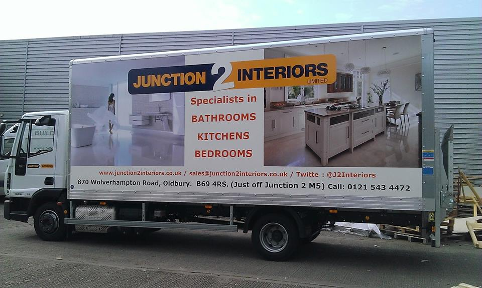Junction 2 Interiors Lorry