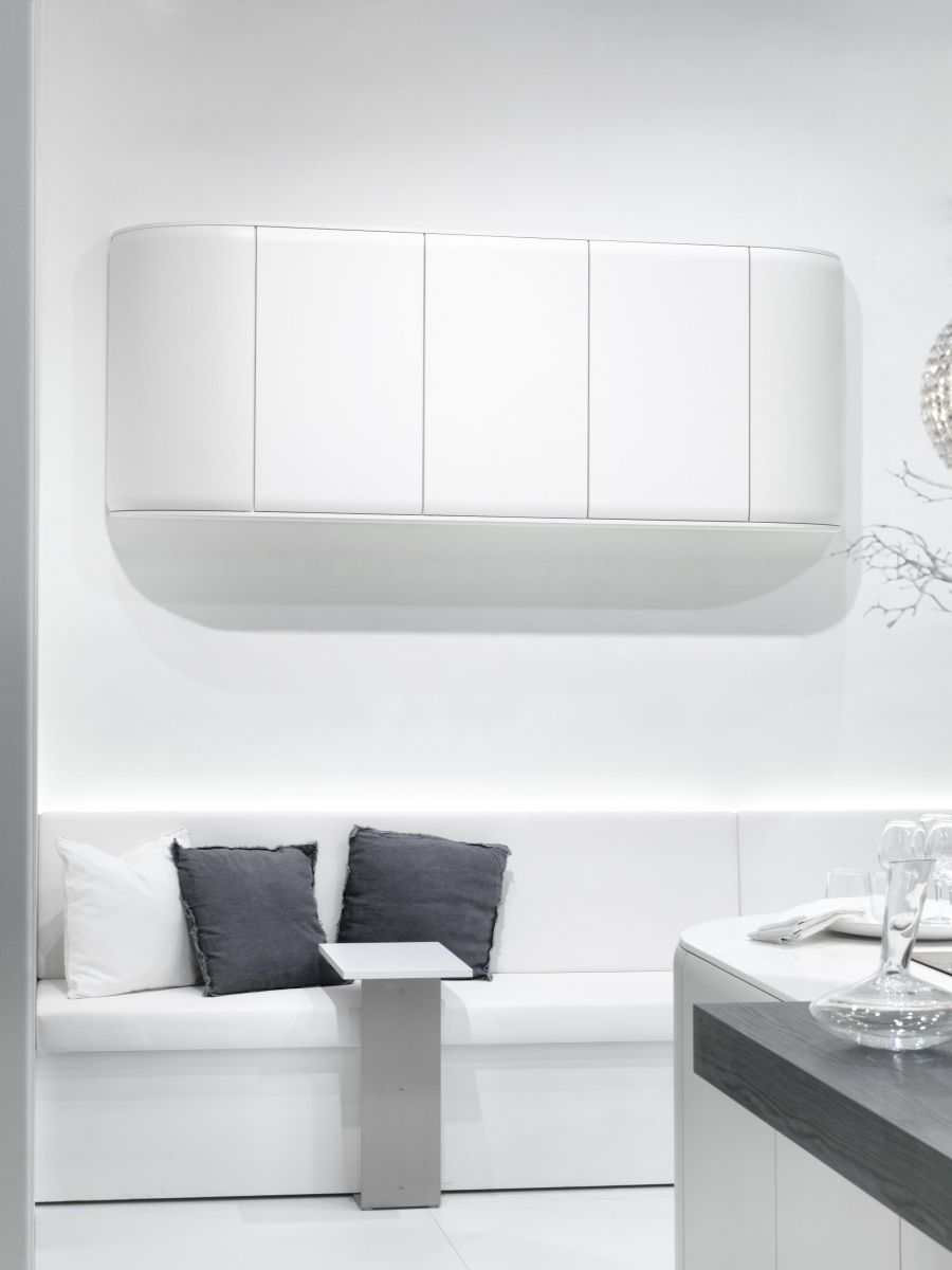 Onda White Cabinet Rational