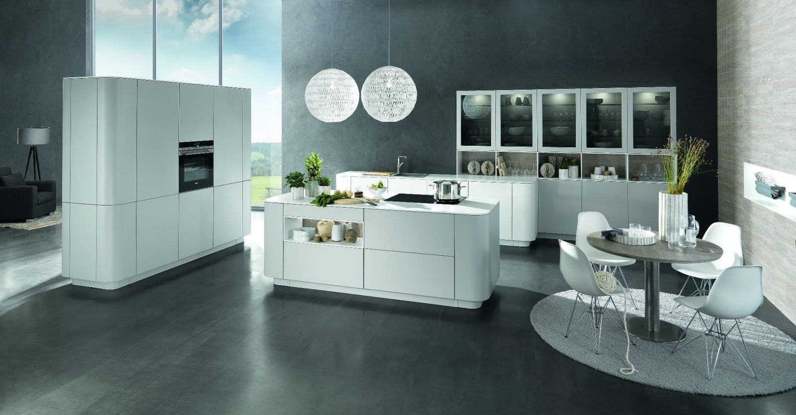 Rational cambia emerald Kitchens