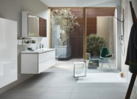 Duravit � Quality Bathroom Technology Right under Your Nose.