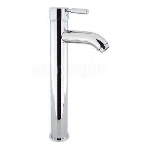 Crosswater Taps - Design Basin Tall Monobloc