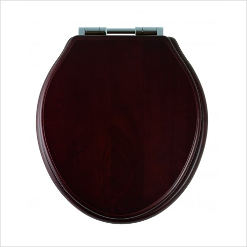Roper Rhodes Toilet Seats - Greenwich Toilet Seat Soft Close Hinge