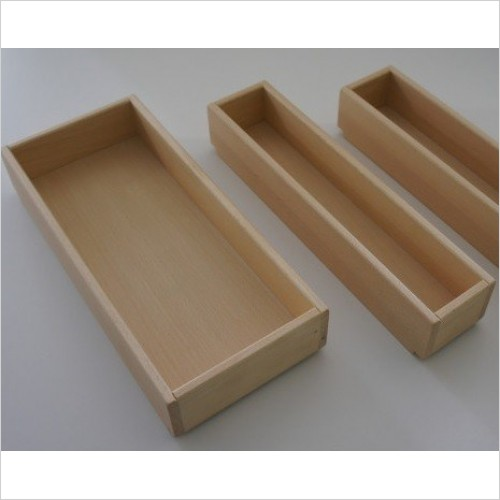 Roper Rhodes Optional Accessories - Storage Boxes (Set Of 3)