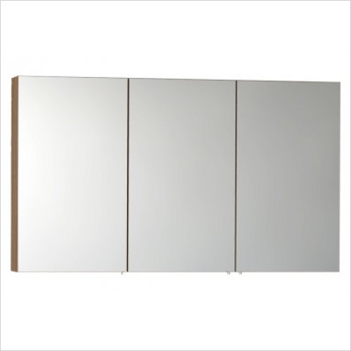 Vitra Furniture - S50 Classic Mirror Cabinet 120cm