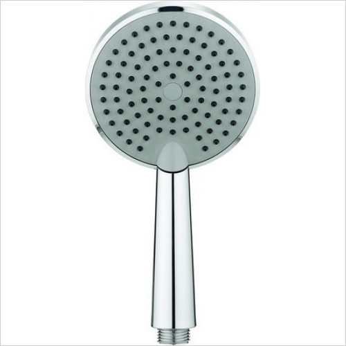 Crosswater Showers - Ethos Single Mode Handset With Easy Clean Head