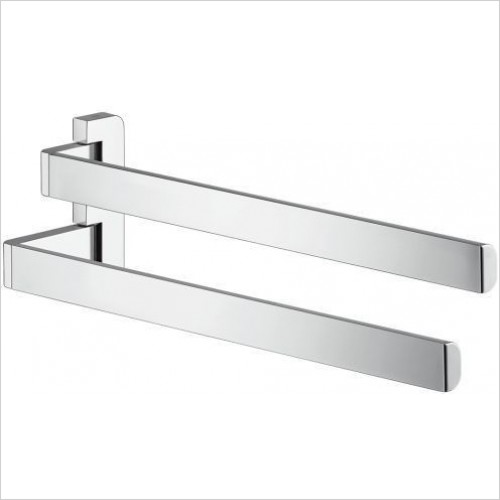 Axor Accessories - Universal Double Towel Holder 490mm