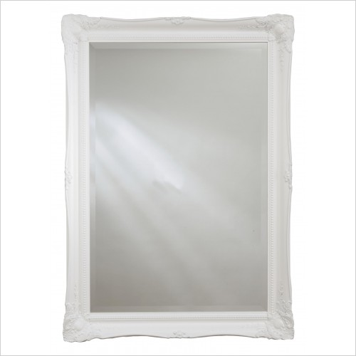 Heritage Accessories - Balham Bathroom Mirror 910 x 660mm in White