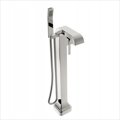 Heritage Showers - Somersby Freestanding Bath Shower Mixer