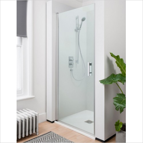 Crosswater Shower Enclosures - Click Side Panel 900mm