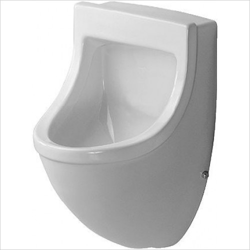 Duravit Urinals - Starck 3 Urinal Concealed Inlet With Fly