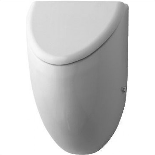Duravit Urinals - Fizz Urinal Concealed Inlet For Cover