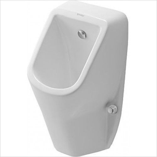 Duravit Urinals - D-Code Urinal With Nozzle Concealed Inlet