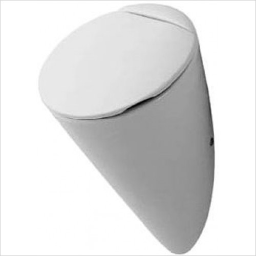 Duravit Urinals - Starck 1 Urinal Concealed Inlet For Cover With Fly