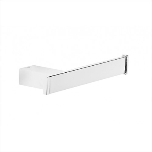 Roper Rhodes Accessories - Media Square Wall Mounted Toilet Roll Holder