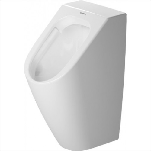 Duravit Urinals - ME By Starck Urinal Rimless With Concealed Inlet