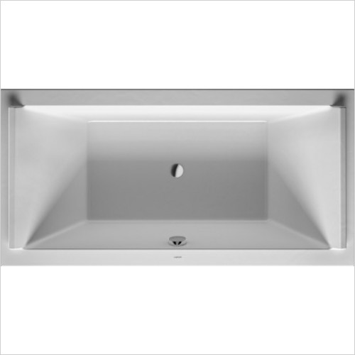 Duravit Baths - Starck Bathtub 1800x900mm Built-In Or For Panel