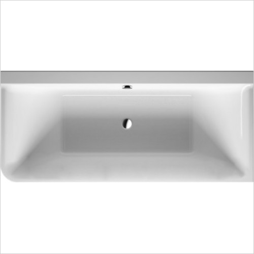 Duravit Baths - P3 Comforts Bathtub 1800x800mm With Integrated Panel