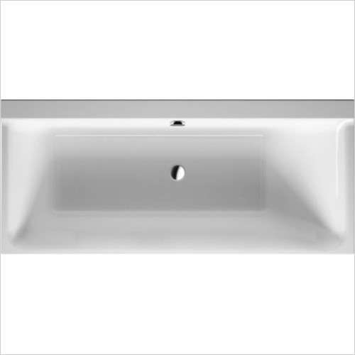 Duravit Baths - P3 Comforts Bathtub 1700x750mm Built-In Or For Panel