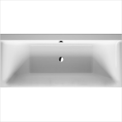 Duravit Baths - P3 Comforts Bathtub 1800x800mm Built-In Or For Panel