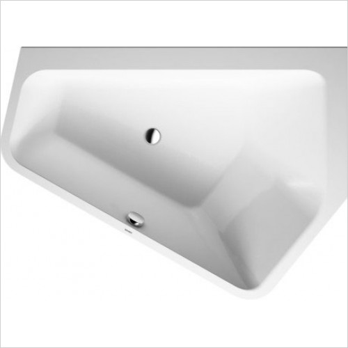 Duravit Baths - PaioVA Bathtub 1770x1300mm Built-In, Corner Right