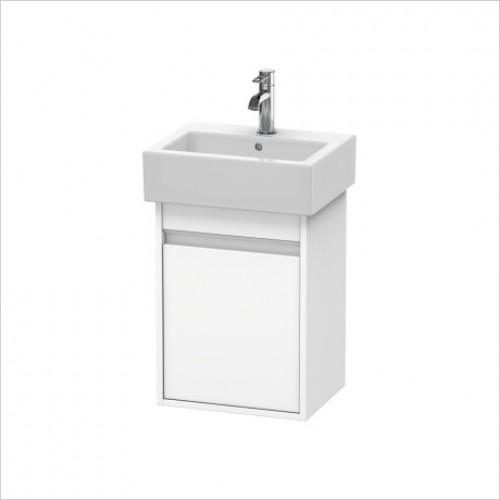 Duravit Furniture - Ketho Small White Vanity Unit 320x400mm  Right Handed