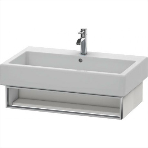 Duravit Furniture - Vero Vanity Unit 155x750x431mm - White High Gloss - VE6006