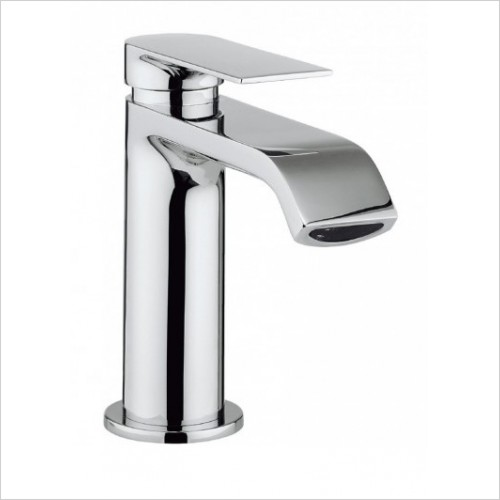 Crosswater Taps - Dune Basin Monobloc No Pop Up Waste
