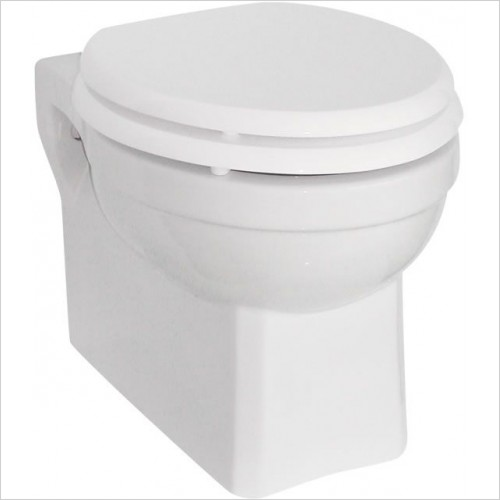 Burlington Toilets - Wall Hung Pan