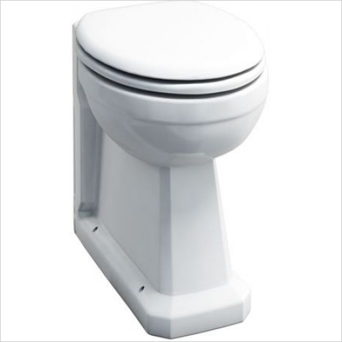 Burlington Toilets - Regal Back To Wall Pan