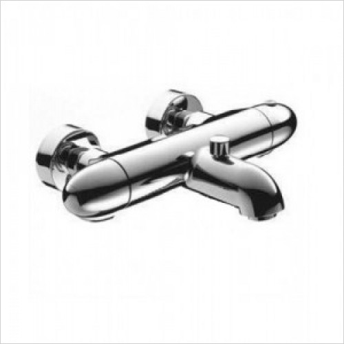 Hansgrohe Taps - Ecomax Exposed Thermostatic Bath Mixer DN20