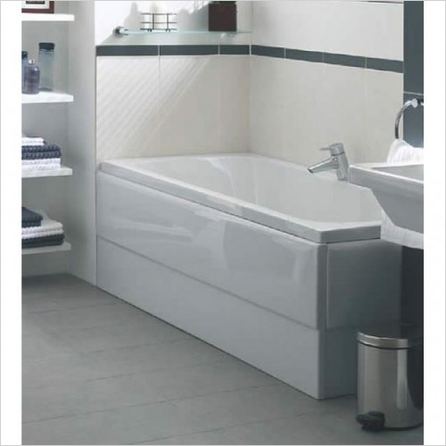 Vitra Baths - Optima Double-Ended Bath 170 x 75cm
