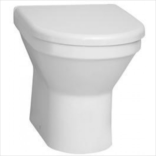 Vitra Toilets - S50 Back To Wall Pan