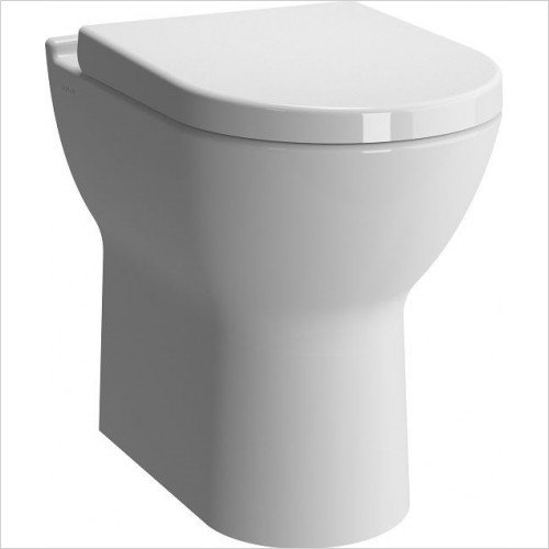 Vitra Toilets - S50 Comfort Raised Height Back To Wall WC