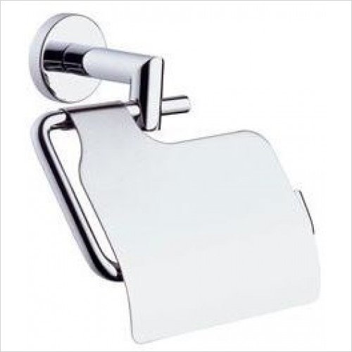 Vitra Accessories - Minimax Toilet Roll Holder With Cover