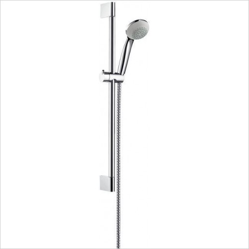 Hansgrohe Showers - Crometta 85 1 Jet Unica'Crometta Shower Head Set 0.65m
